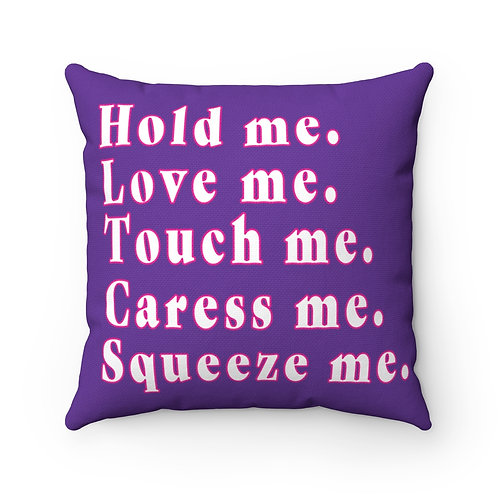 Pillows Need Love Too