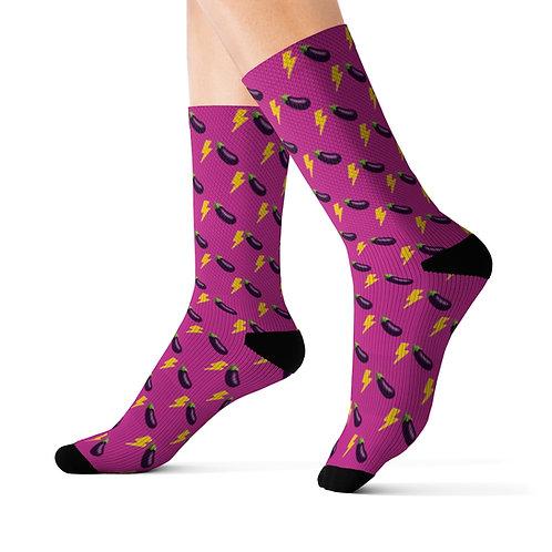 Thunder Bulge Socks