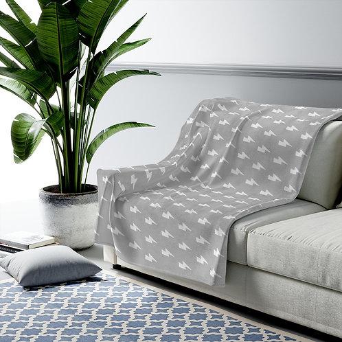 Find The Bulge Velveteen Plush Blanket-LG Size
