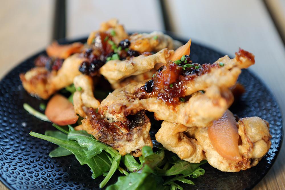 Tempura Soft Shell Crab