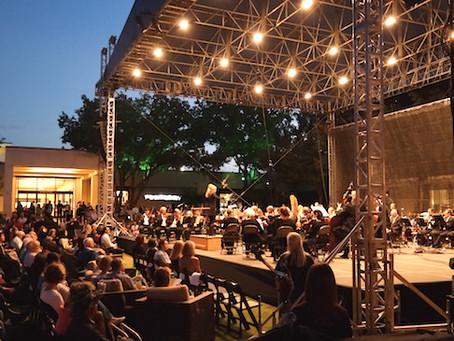 Dallas Symphony Orchestra Announces 2019 Parks Concerts