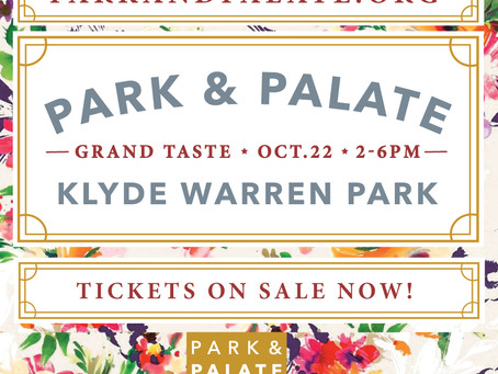 Park and Palate Returns With A 2-Day Foodie Extravaganza