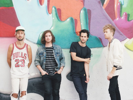 Penn Badgley on Acting, Inspirations, Love, and his band Mothxr
