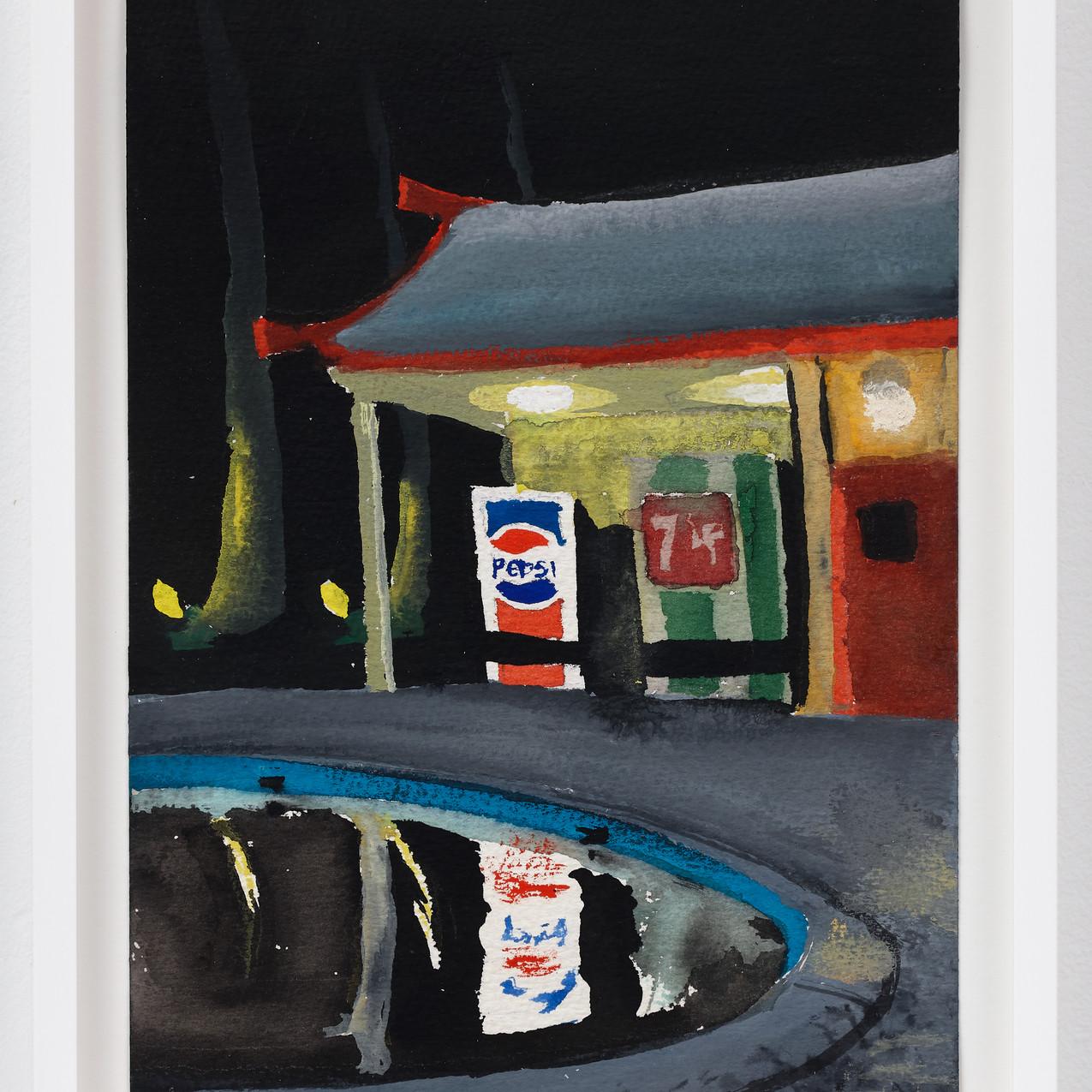 Dike Blair, Untitled, 1986