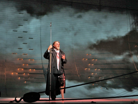 Moby Dick Returns to the Dallas Opera