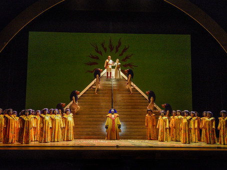 The Magic Flute Opens October 18th – Free Simulcast on Friday, November 1, 2019