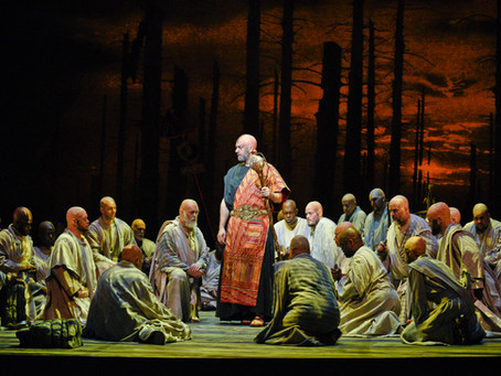 The Dallas Opera's Norma Delivers an Exquisite Vocal and Visual Performance
