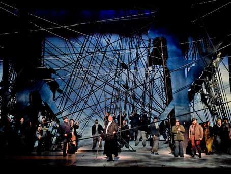 Moby Dick Shines at The Dallas Opera