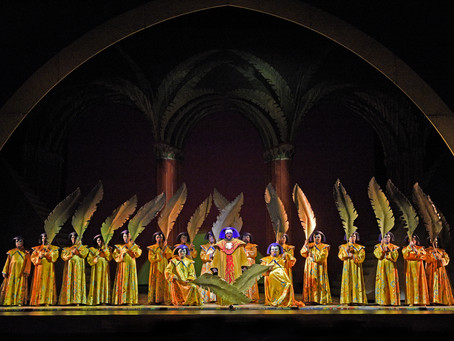 The Magic Flute at the Dallas Opera: Fairytale Brought To Life