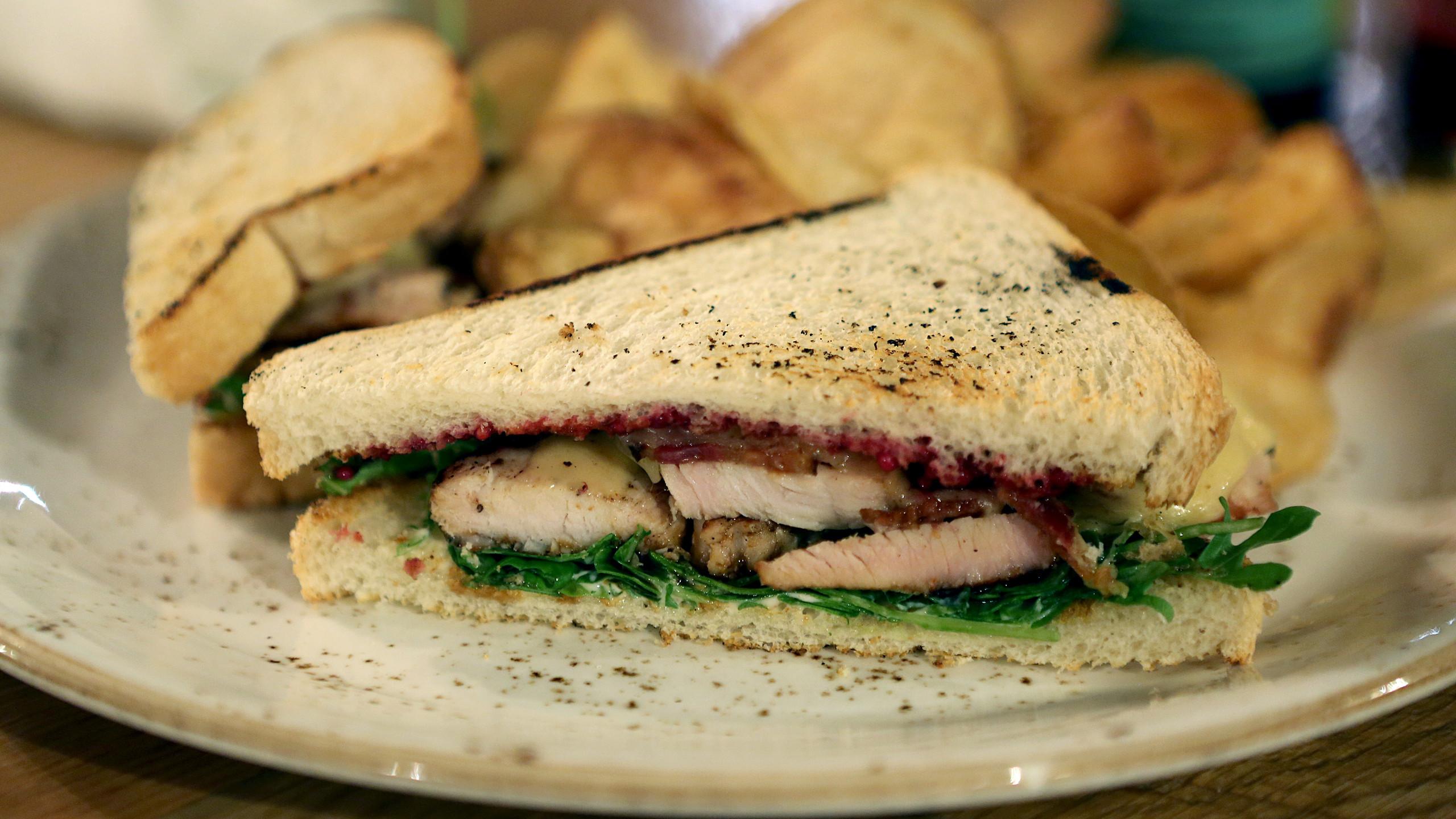 Harvest Turkey Sandwich