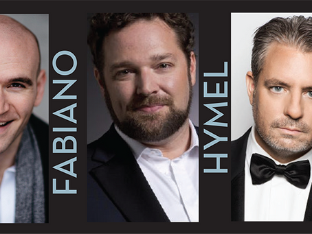 Experience a Night of Vocal Mastery at The Dallas Opera May 11th