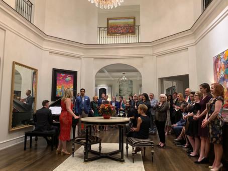 Dallas Opera's Patron Party Kicks Off The 2019 Season