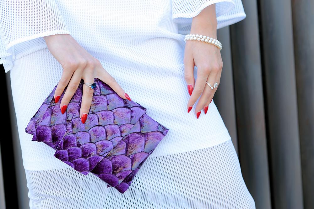 Purple Mini Rucu