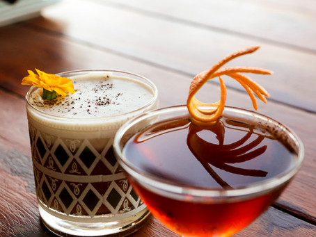 The Perfect Pumpkin Spice Cocktail
