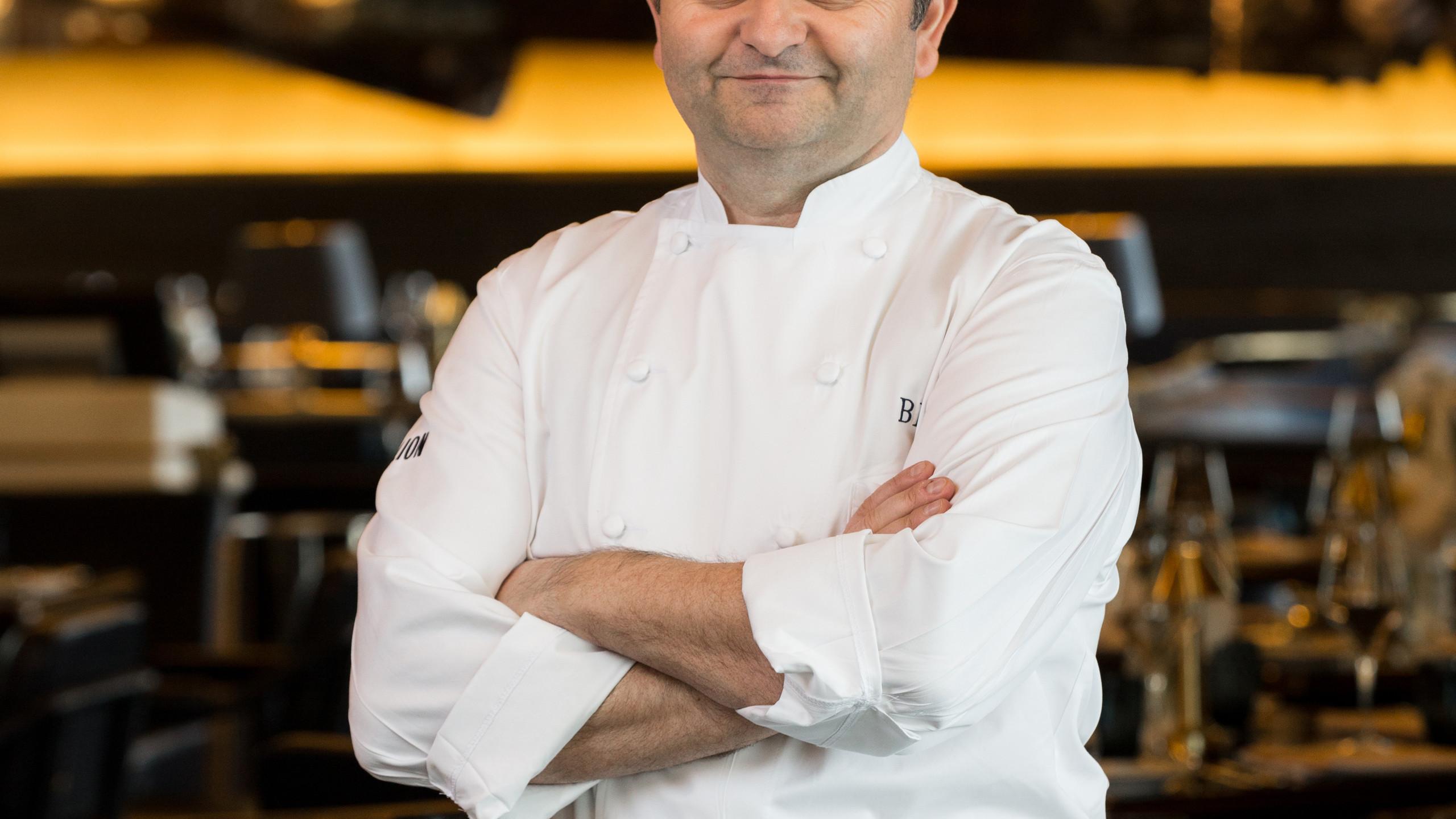 Bruno Davaillon - Executive Chef and Partner