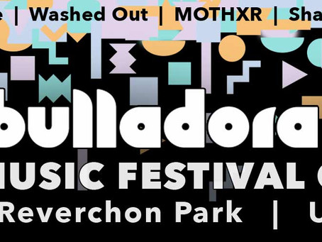 Behind Bulladora, The New Music Festival of Dallas