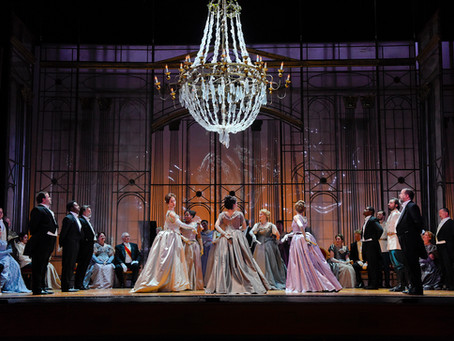 A Passionate Tale of Love and Regret, Eugene Onegin Marks Strong Opening of Dallas Opera's 60th