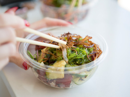 My New Obsession: Healthy and Delicious Dishes from FreshFin Poké Co
