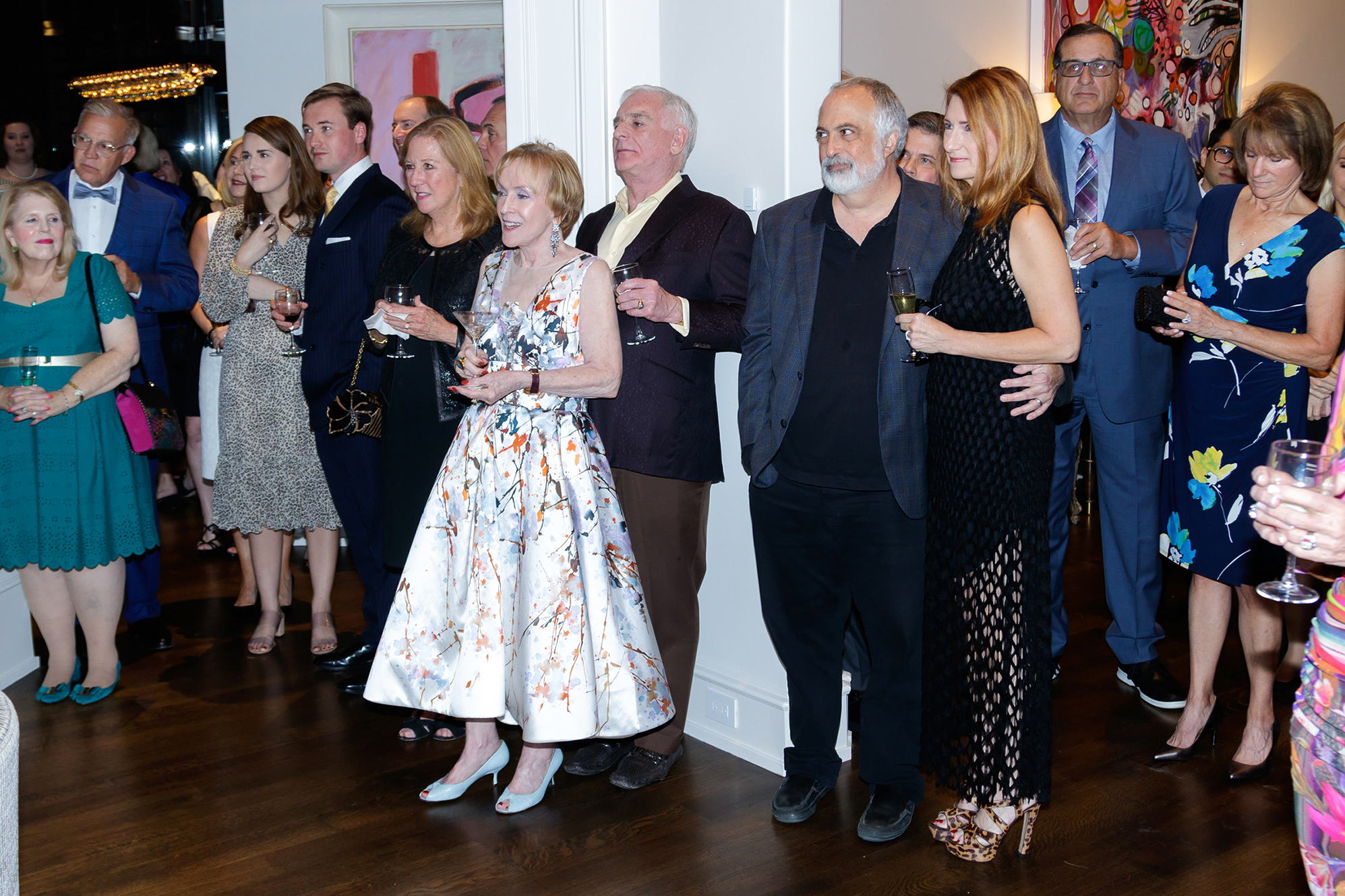 Dallas Opera Patron Party 2019