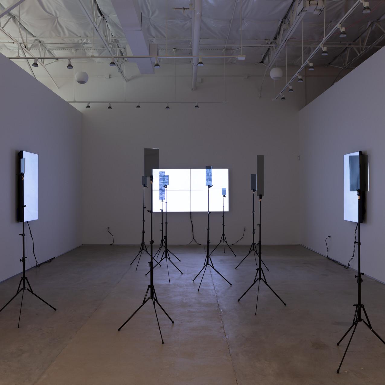 Emmanuel Van der Auwera, VideoSculpture