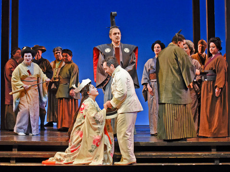 Dallas Opera's Madame Butterfly Revitalizes A Classic
