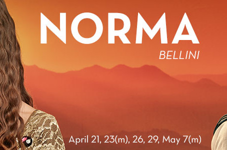 An Epic Tale of Love and Revenge, Bellini's Norma Opens at The Dallas Opera April 21st