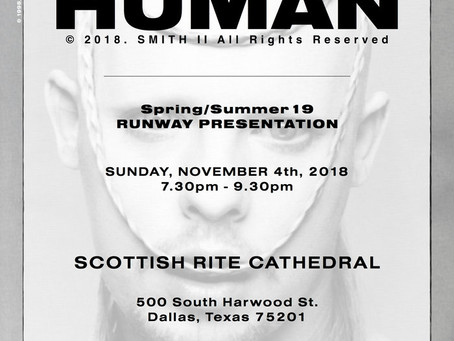 SMITH II Spring/Summer 19 Runway Presentation: HUMAN