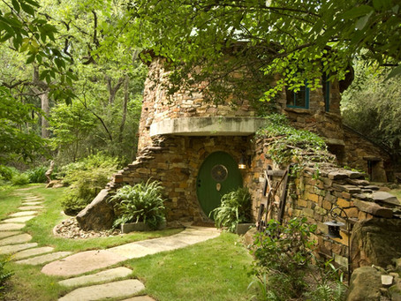 The Tolkien-inspired Shire Opens for Cottage and Garden Tour