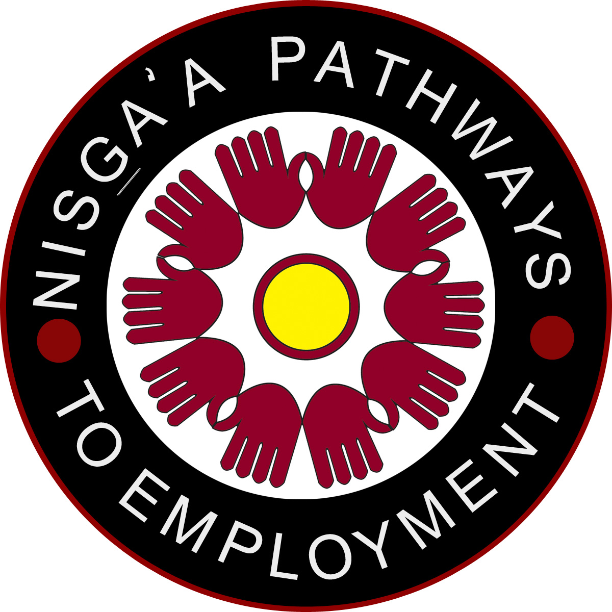 Nisga'a Pathways To Employment Logo
