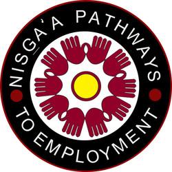 Nisga'a Pathways To Employment Logo