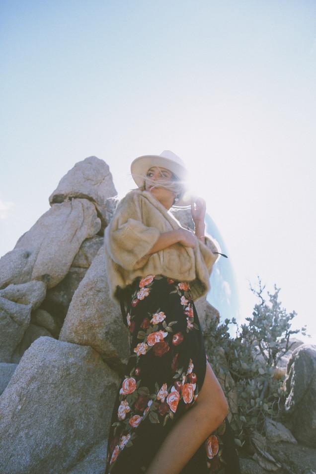 Ella for Elison Rd Festival '18 Lookbook
