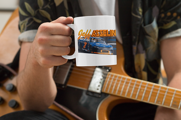 JA7 11 OZ. Ceramic mug