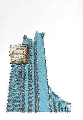 Lantau hi-rise #1