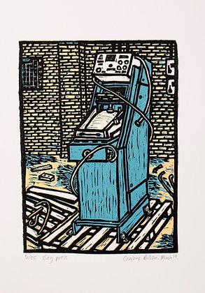 Bag press