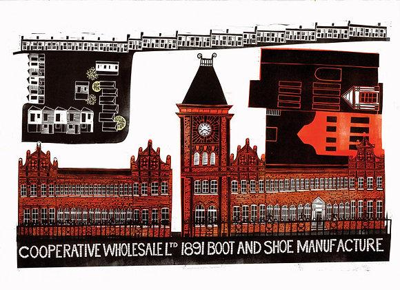 Wheatsheaf Works, Leicester