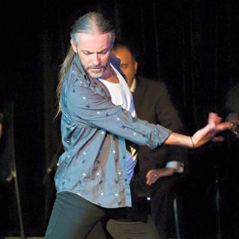 Adelaide Fringe 2016 with Flamenco singer Olayo Jimenez