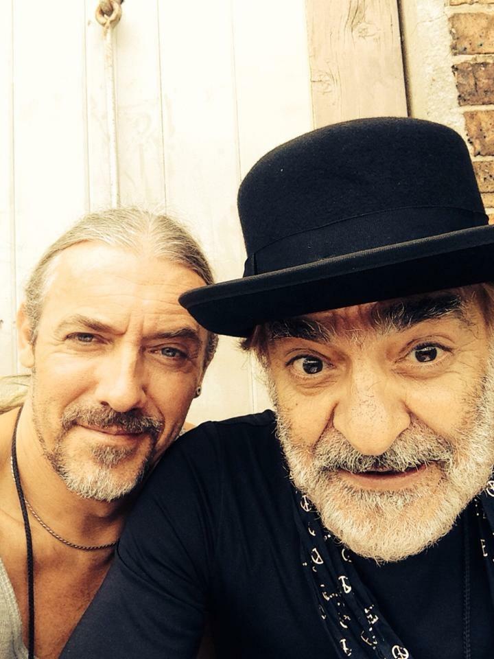 The Maestro Antonio Vargas! 2014