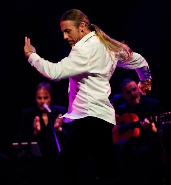 Flamenco Areti show Adelaide Australia