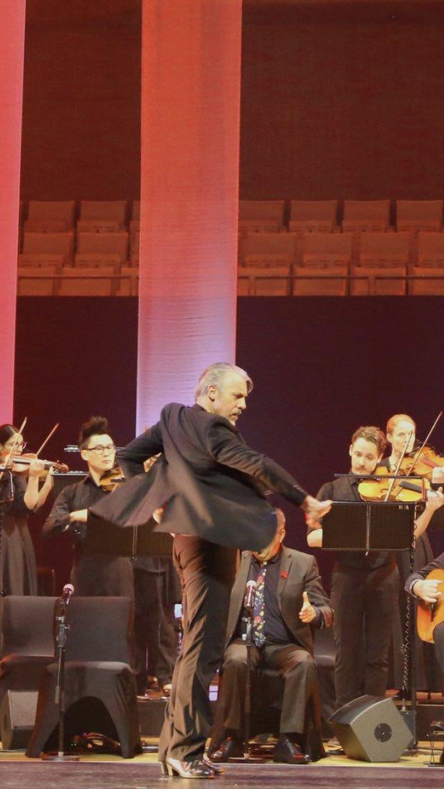 Flamenco Fire 20 yr reunion show