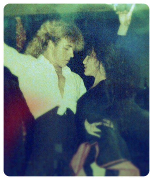 Fernando & Mariela Carretero 1980s
