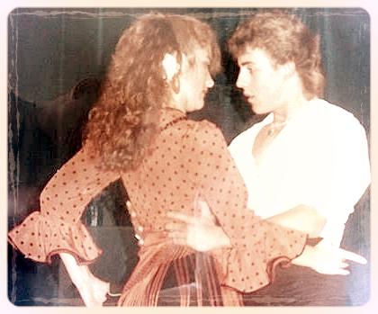 Mara Saiz & Fernando 1980s