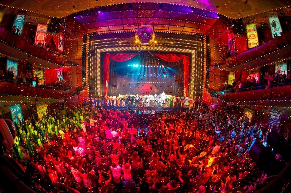 Strictly Ballroom Opening night Sydney 2014