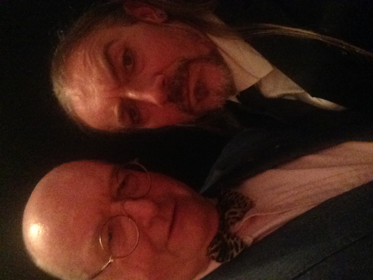 The great Senor Bob Baines Opening night party 2014