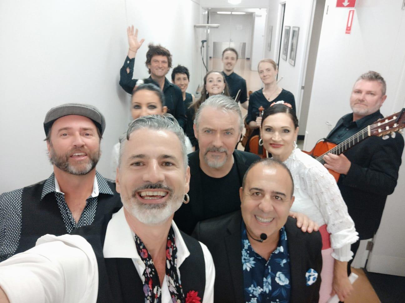 Flamenco Fire 20 yr reunion