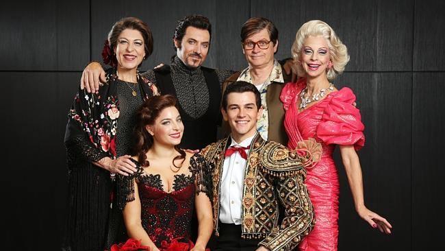Strictly Ballroom family