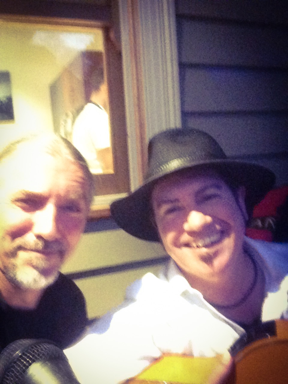 Great friend and guitarist Juan Martinez