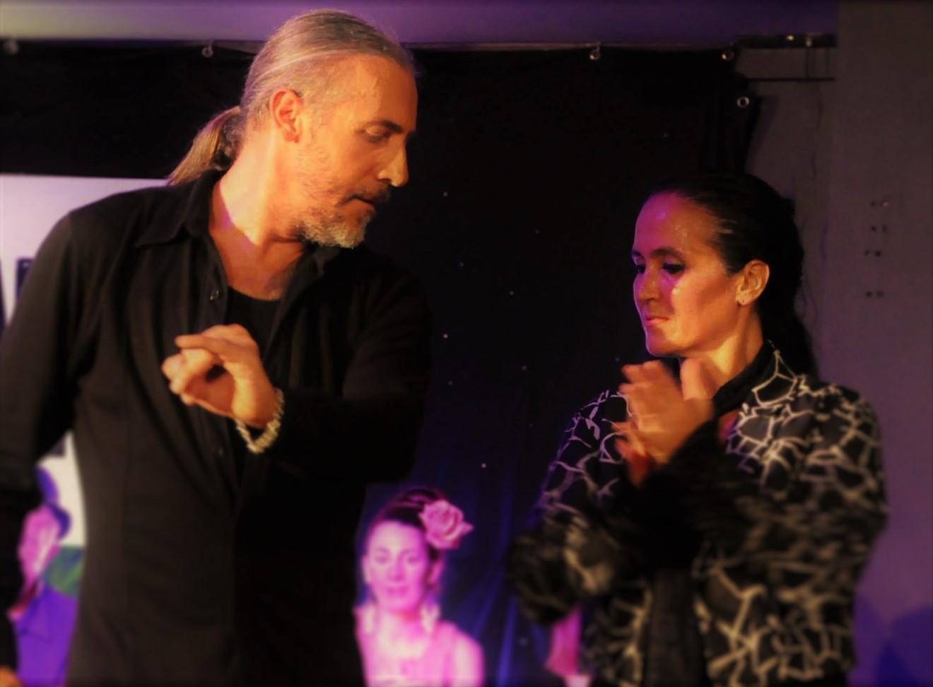Marina Tamayo Flamenco Sydney Australia 2015