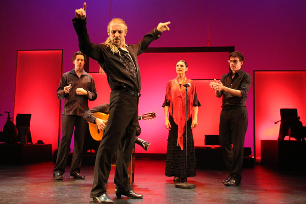 Flamenco Fire Brisbane Australia