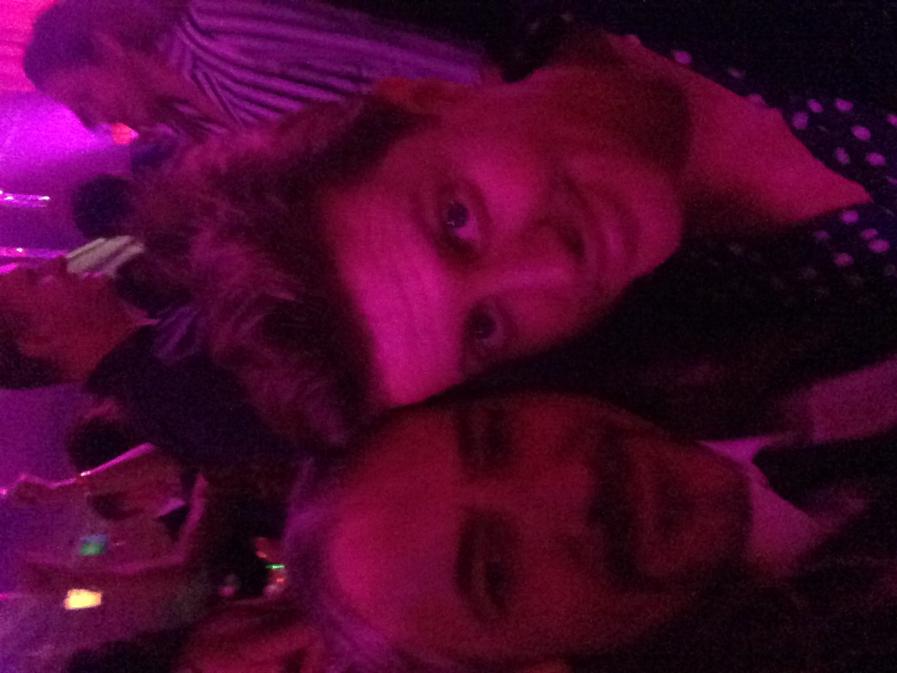 Daniel Wyllie at the Strictly Ballroom Opening night party 2014