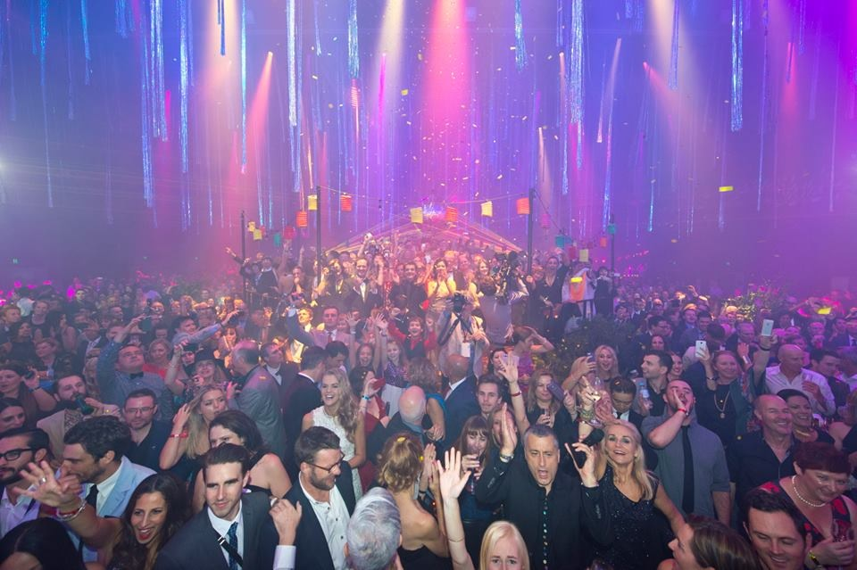 Grand Opening Night Party for Strictly Ballroom 2014